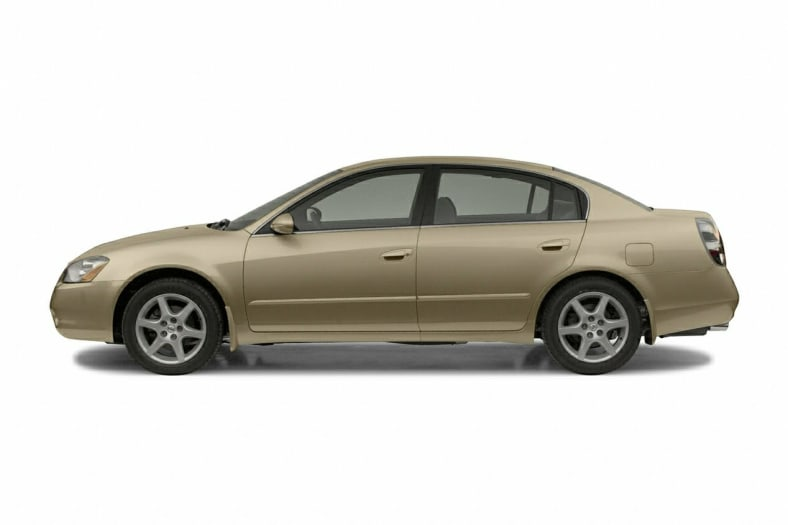 2002 Nissan Altima Exterior Photo