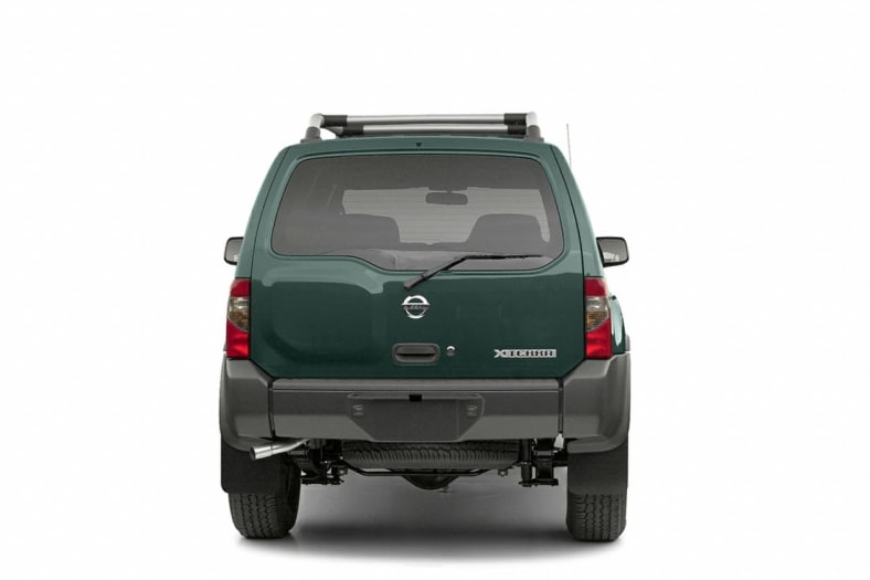 2002 Nissan Xterra Exterior Photo