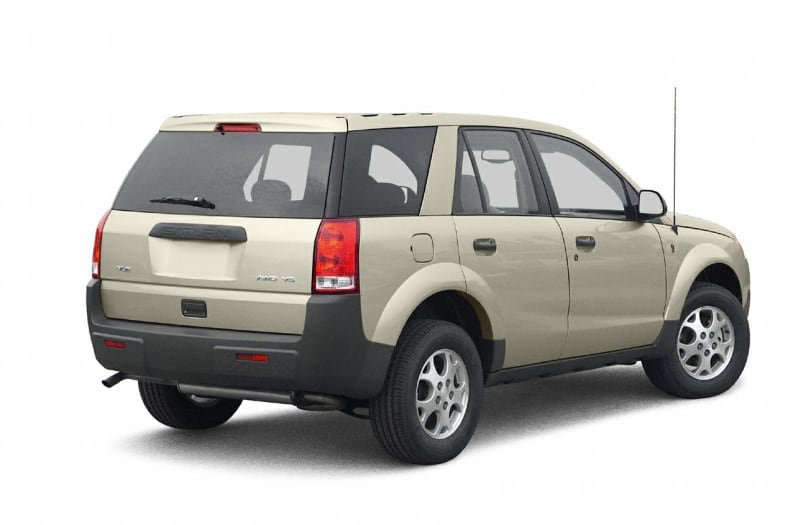 2002 Saturn VUE Exterior Photo