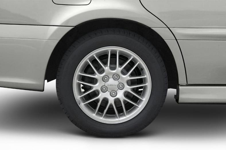 2002 Subaru Legacy Exterior Photo