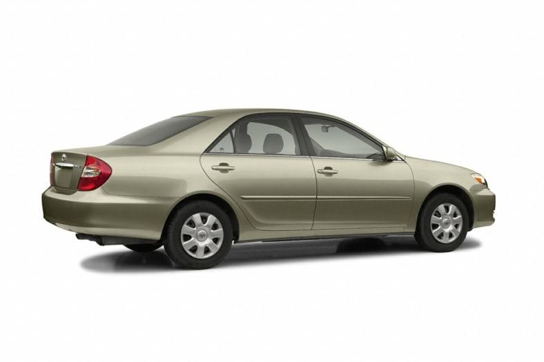 2002 Toyota Camry Exterior Photo