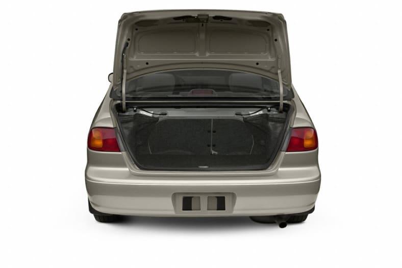 2002 Toyota Corolla Exterior Photo