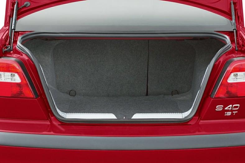 2002 Volvo S40 Exterior Photo