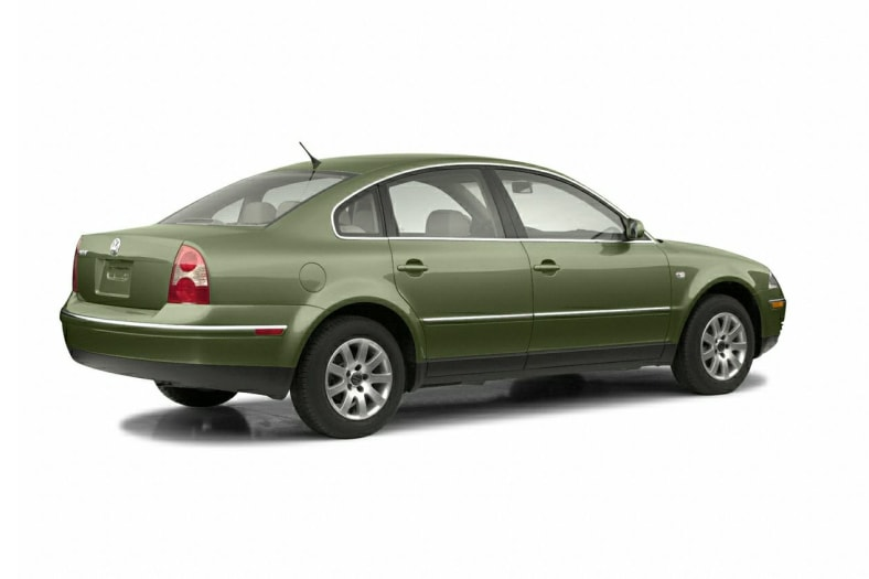 2002 Volkswagen Passat Exterior Photo