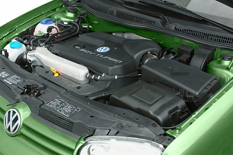 2002 Volkswagen GTI Exterior Photo