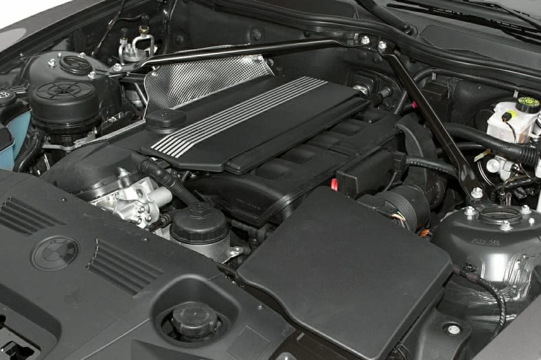2003 BMW Z4 Exterior Photo