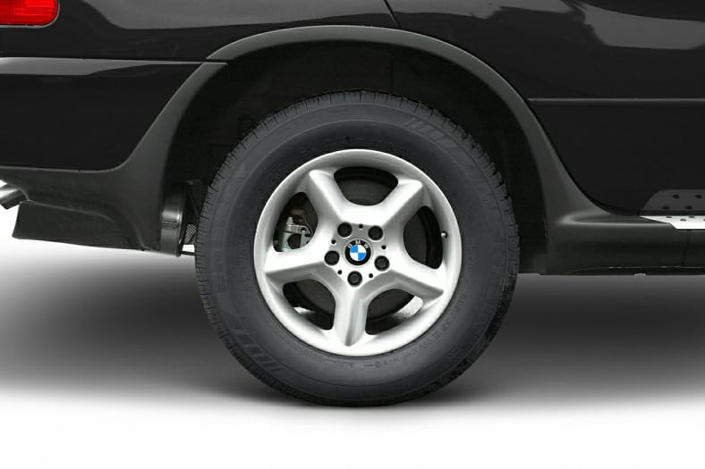 2003 BMW X5 Exterior Photo