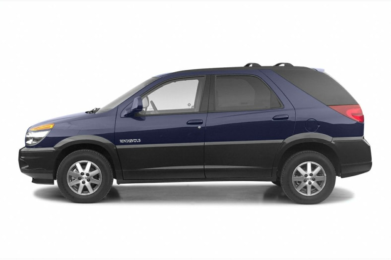 2003 Buick Rendezvous Exterior Photo