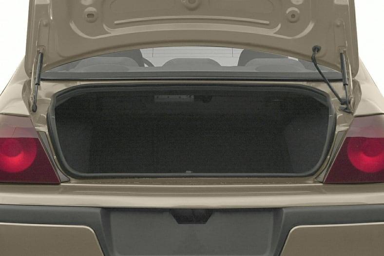2003 Chevrolet Impala Exterior Photo
