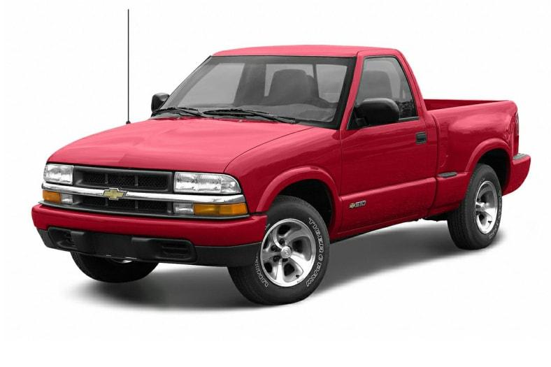 2003 S-10