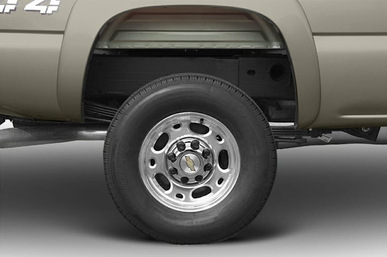 2003 Chevrolet Silverado 2500HD Exterior Photo