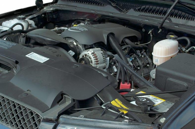 2003 Chevrolet Silverado 1500HD Exterior Photo