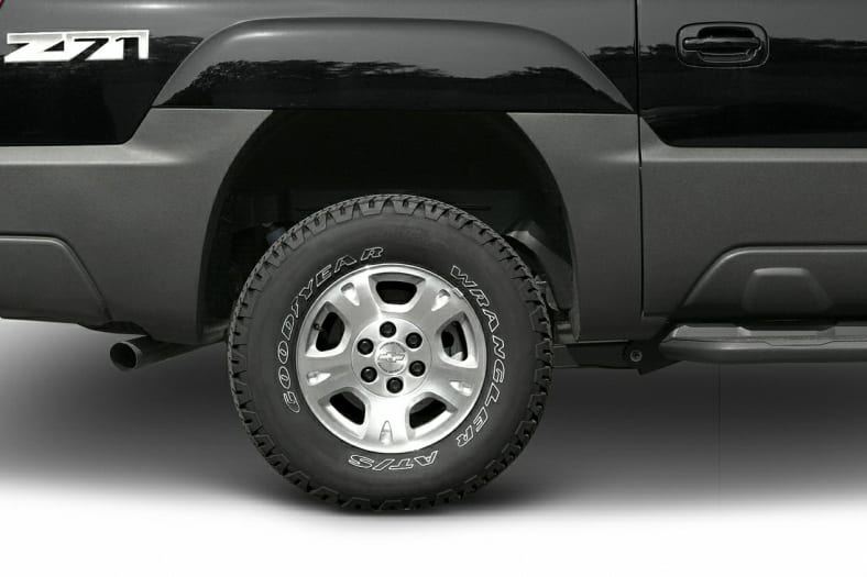2003 Chevrolet Avalanche 2500 Exterior Photo