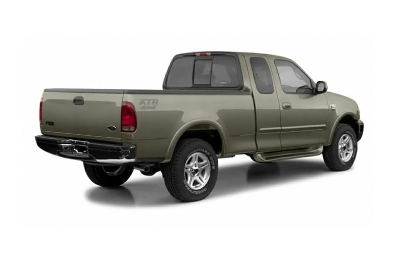 2003 Ford F-150 Exterior Photo