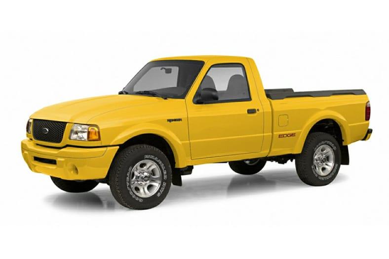 2003 Ford Ranger Exterior Photo