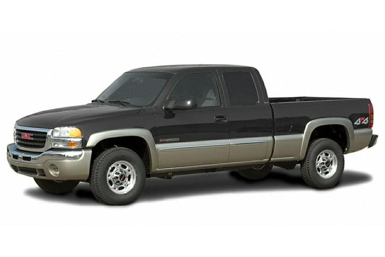 2003 Sierra 2500