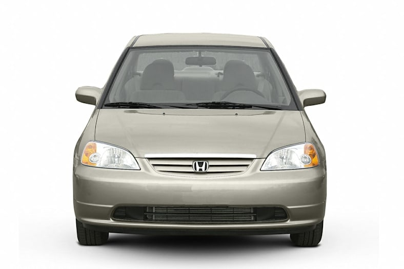 2003 Honda Civic Exterior Photo