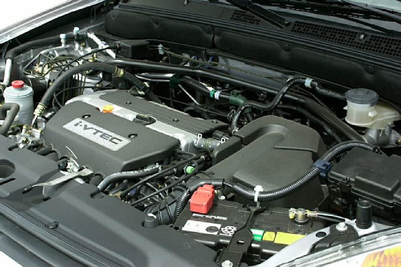 2003 Honda CR-V Exterior Photo