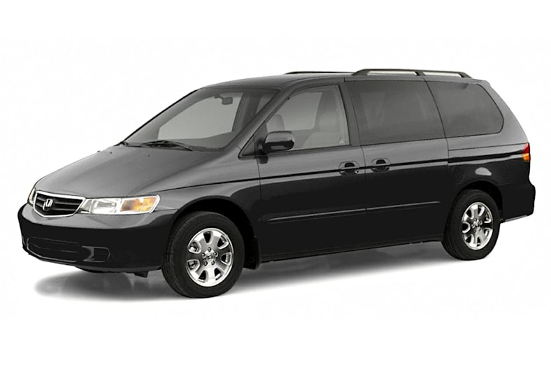 2003 Honda Odyssey Ex L Passenger Van Information