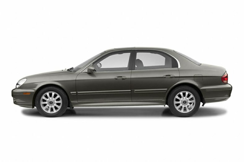 2003 Hyundai Sonata Exterior Photo
