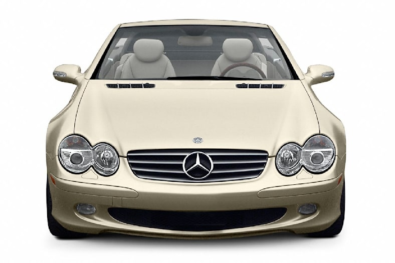 2003 Mercedes-Benz SL-Class Exterior Photo