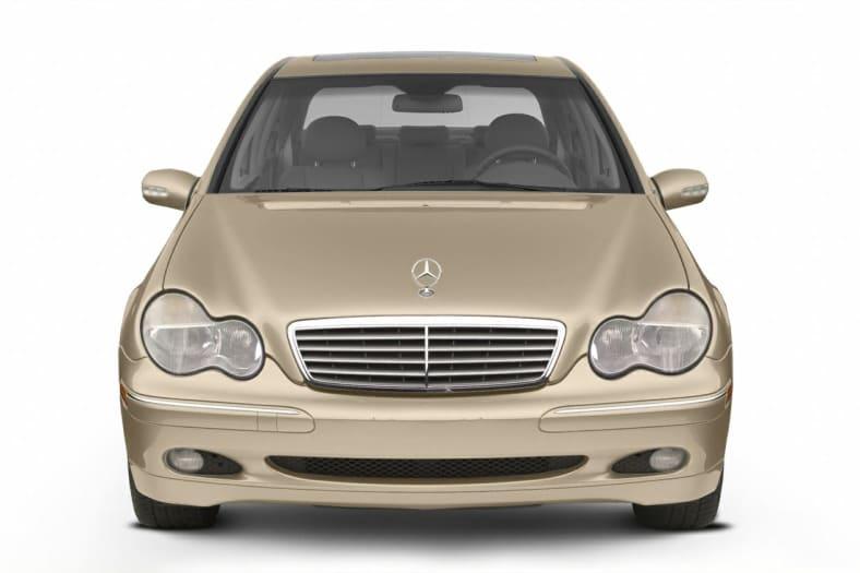2003 Mercedes-Benz C-Class Exterior Photo