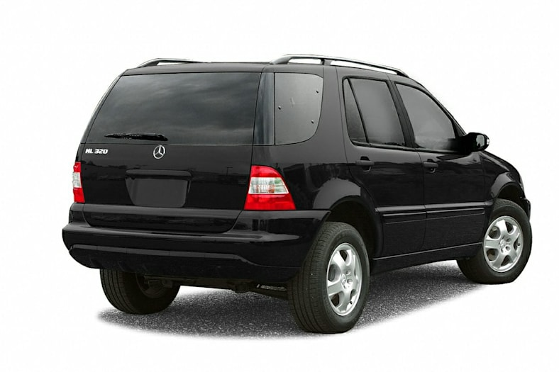 2003 Mercedes-Benz M-Class Exterior Photo