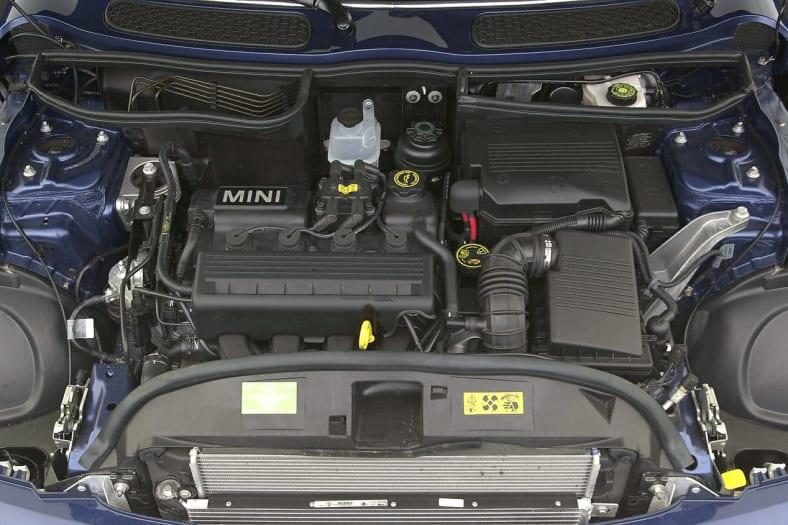 2003 MINI Cooper Exterior Photo