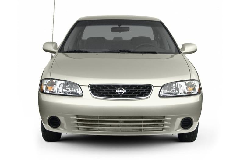 2003 Nissan Sentra Exterior Photo