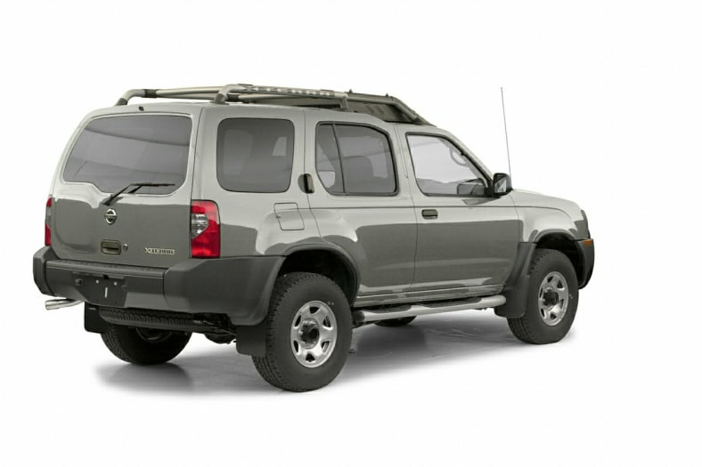 2003 Nissan Xterra Exterior Photo