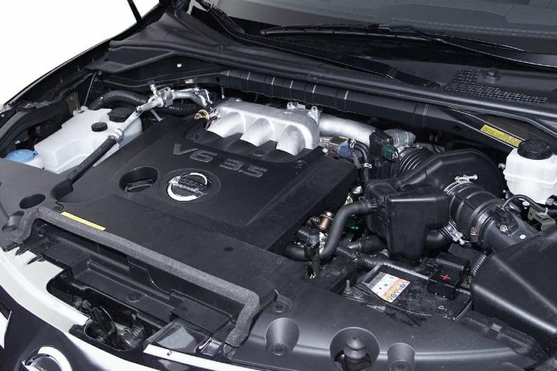 2003 Nissan Murano Exterior Photo