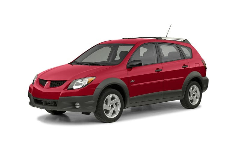 2003 Pontiac Vibe Information