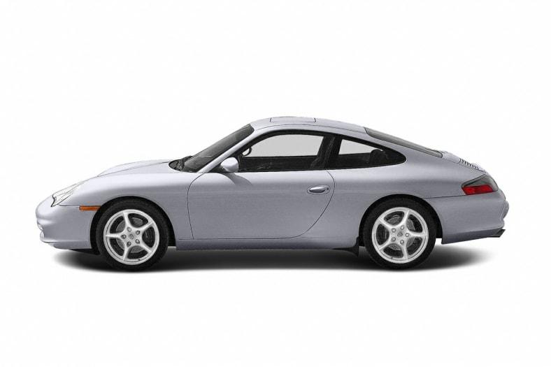 2003 Porsche 911 Exterior Photo