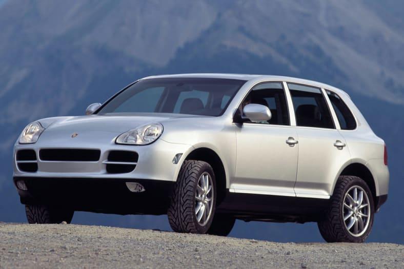 2003 Porsche Cayenne Exterior Photo