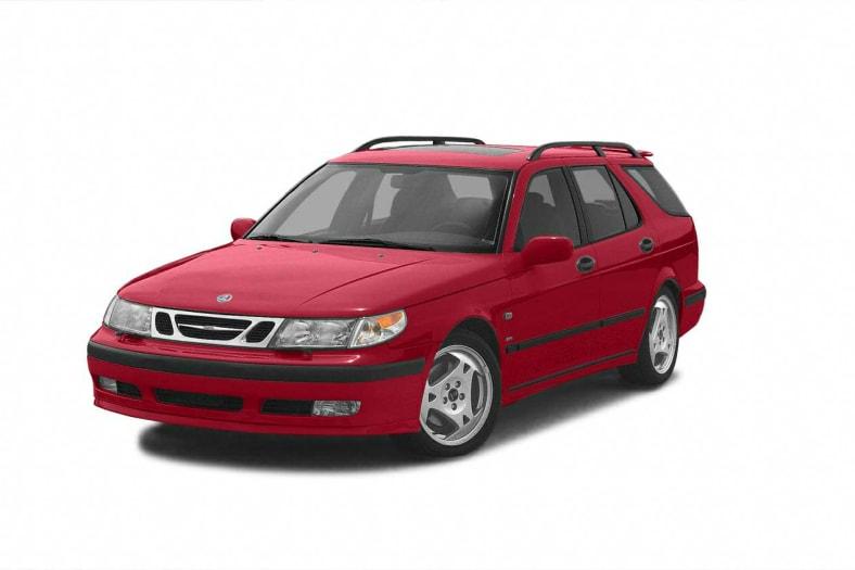 2003 Saab 9-5 Exterior Photo