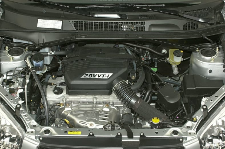 2003 Toyota RAV4 Exterior Photo
