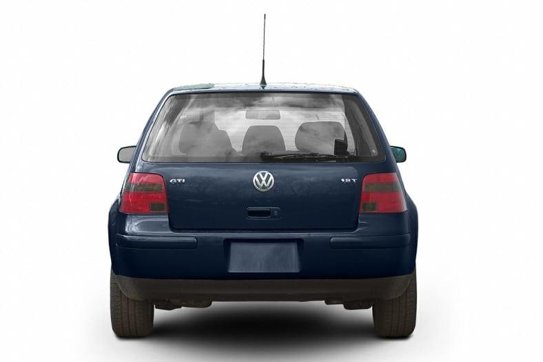 2003 Volkswagen GTI Exterior Photo