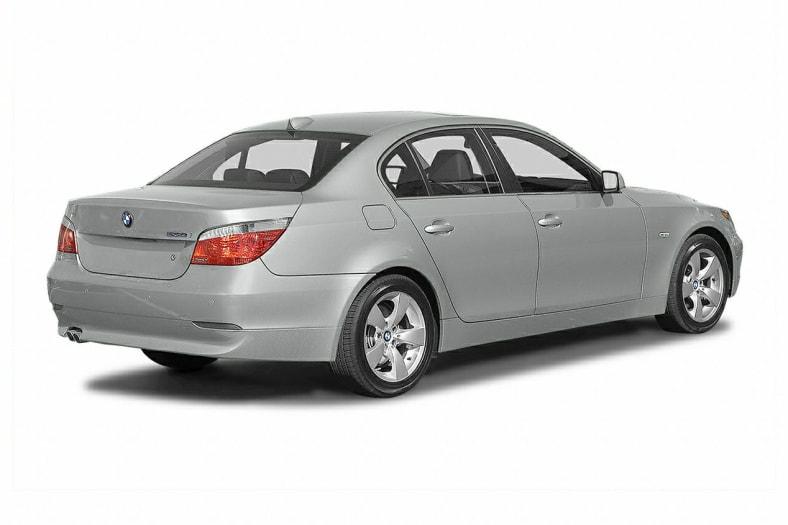 2004 BMW 545 Exterior Photo