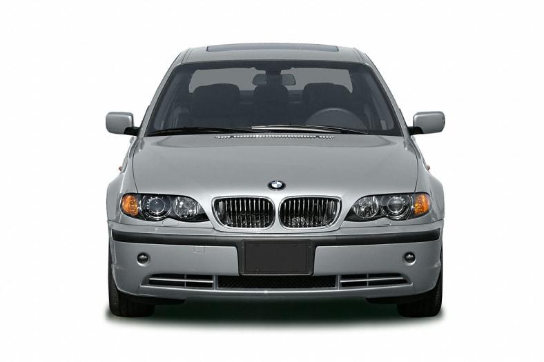2004 BMW 325 Exterior Photo