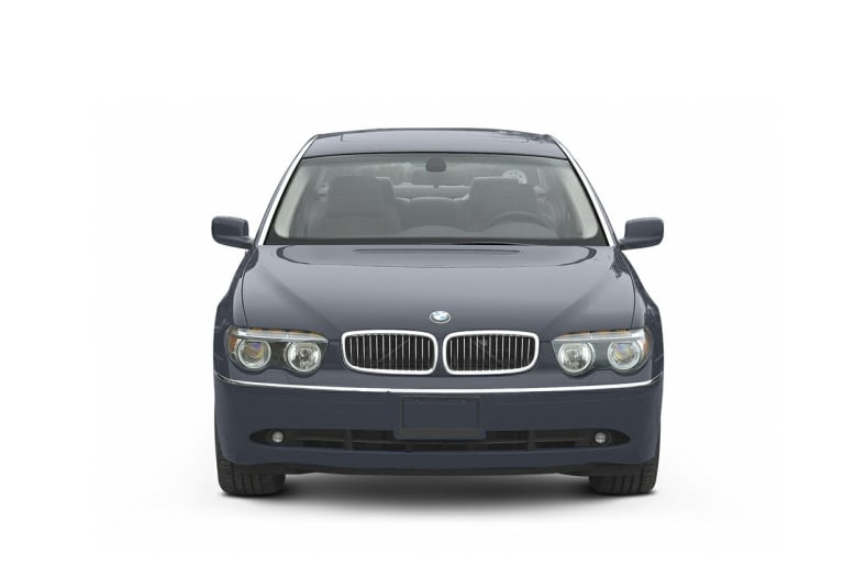 2004 BMW 745 Exterior Photo
