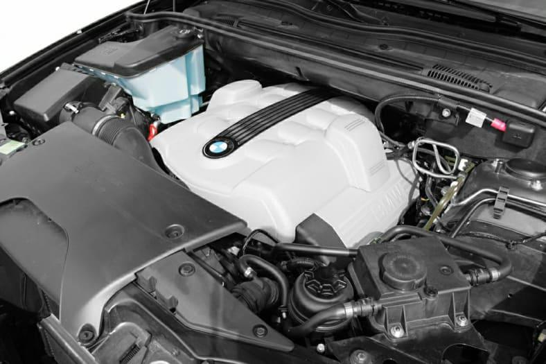 2004 BMW X5 Exterior Photo