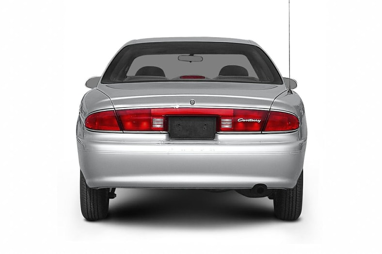 2004 Buick Century Exterior Photo