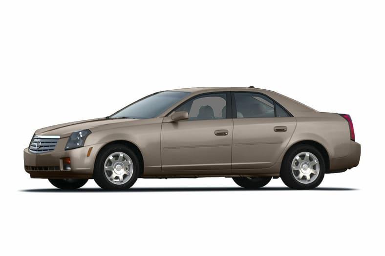 2004 Cadillac CTS Exterior Photo