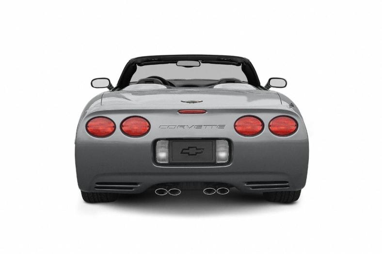 2004 Chevrolet Corvette Exterior Photo