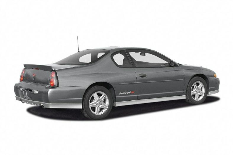 2004 Chevrolet Monte Carlo Exterior Photo