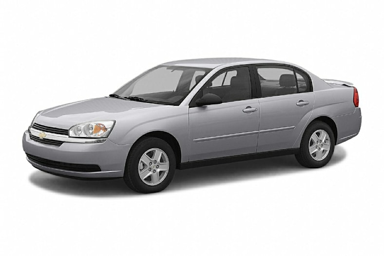 2004 Chevrolet Malibu Ls 4dr Sedan Information