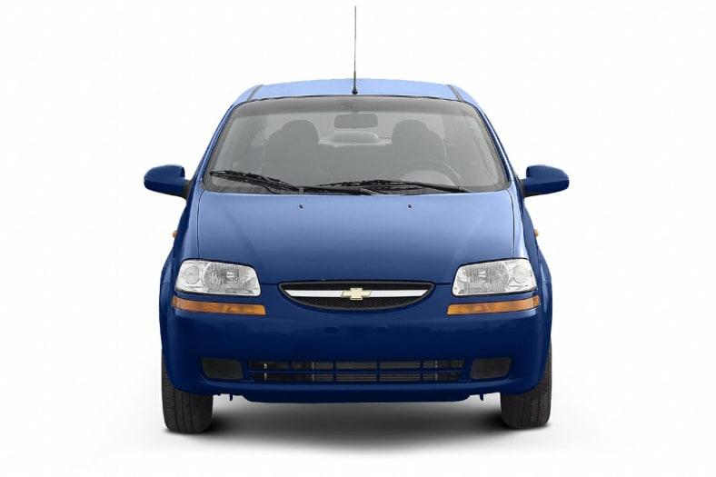 2004 Chevrolet Aveo Exterior Photo