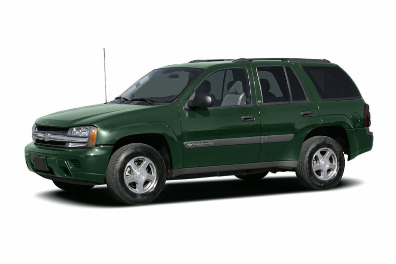 2004 Chevrolet Trailblazer Information