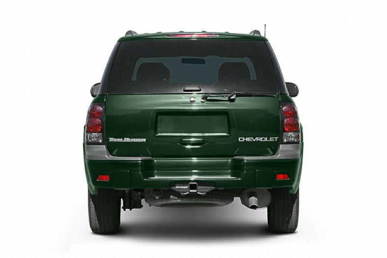 2004 Chevrolet TrailBlazer Exterior Photo