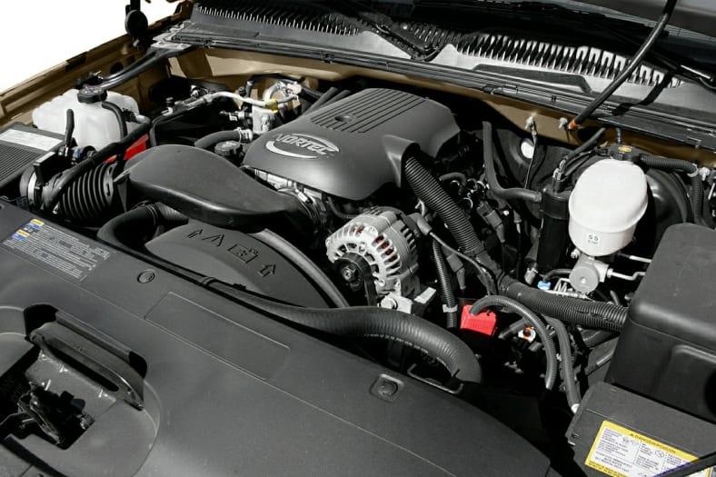 2004 Chevrolet Silverado 1500 Exterior Photo